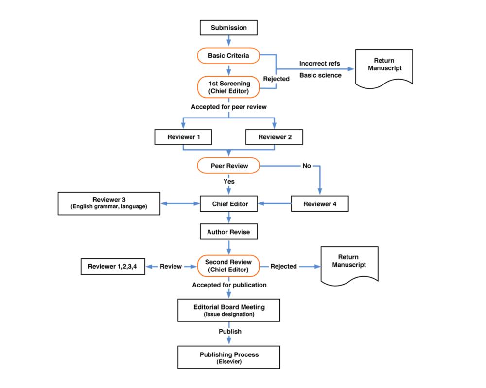 Elsevier process